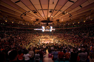 22.	Madison Square Garden – St. Johns