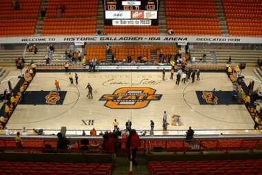 Gallagher-Iba Arena – Oklahoma State