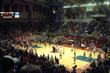 The Palestra – Penn