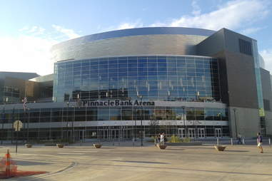 Pinnacle Bank Arena – Nebraska