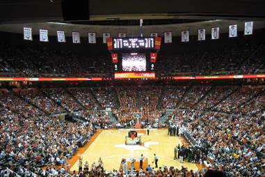 Frank Erwin Center – Texas