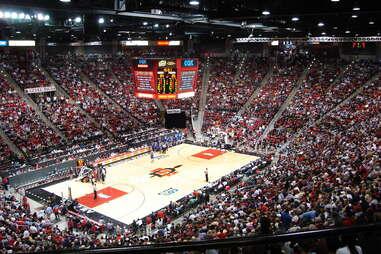 Viejas Arena – San Diego State