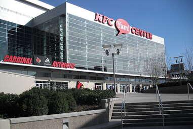 KFC Yum! Center - Louisville