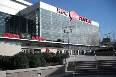 KFC Yum! Center - Louisville
