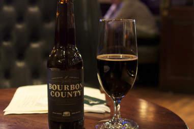 goose island BOURBON county brand stout