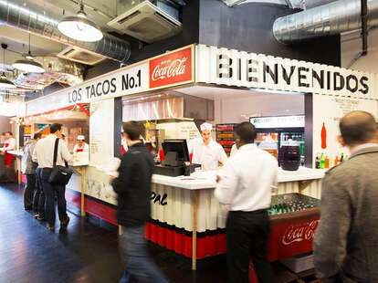 taco stand new york city chelsea nyc los tacos no 1