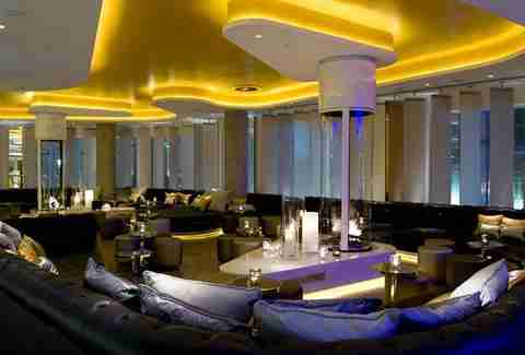 W Lounge and Wyld Bar, W Hotel London