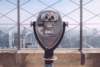 empire state observation deck