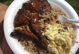 Peppa's Jerk Chicken