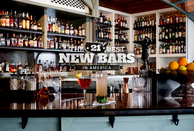 The 21 best new bars in America