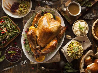 Thanksgiving dinner trivia