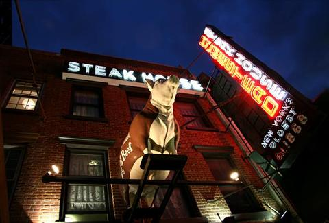 Old Homestead Steakhouse NYC