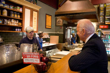 Joe Biden Potbelly