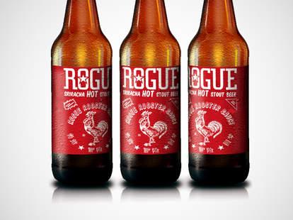 Rogue Sriracha hot stout