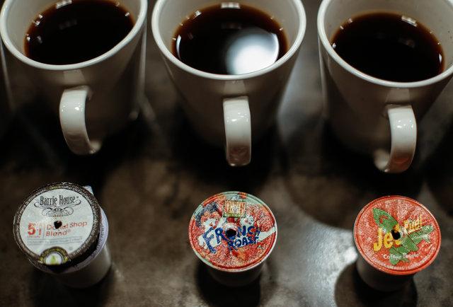 Best K-Cup Coffee - Keurig Taste-Test