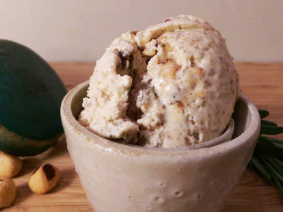Salt and Straw Thanksgiving ice cream