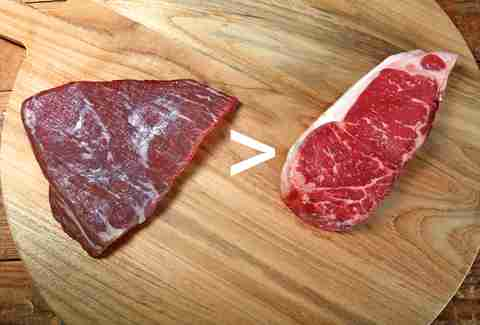 Tri-Tips Vs. NY Strip