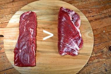 Flap Vs. Flank Steak