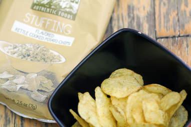 stuffing thanksgiving chips