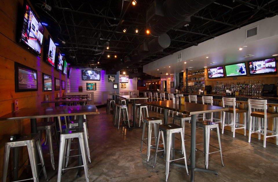 Sage County A Houston Tx Bar
