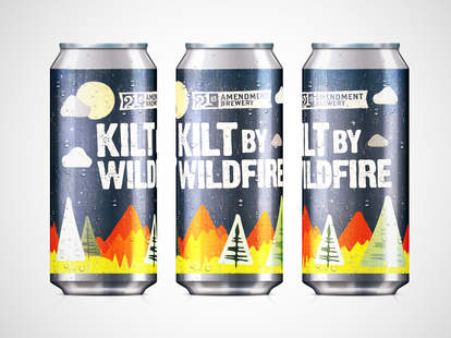 21st Amendment Kilt by Wildfire