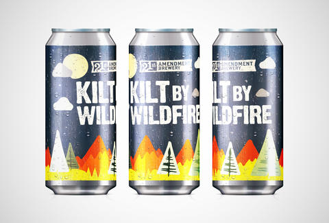 21st Amendment Kilt by Wildfire