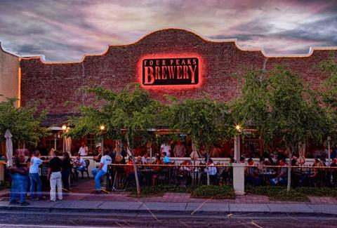 Four Peaks Brewing Company PHX