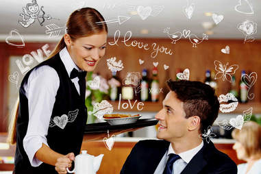 waitress in love