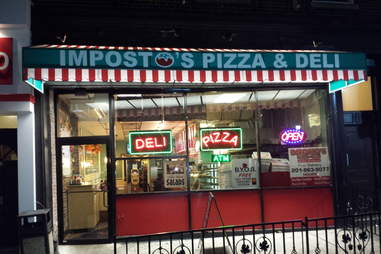 Best pizza hoboken - Imposto's PIzza