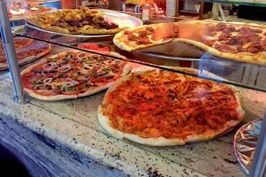 Best pizza hoboken - Mario's Classic Pizza Cafe