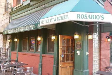 Best pizza hoboken - Rosario's