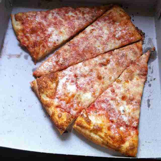Best pizza hoboken - Torna's