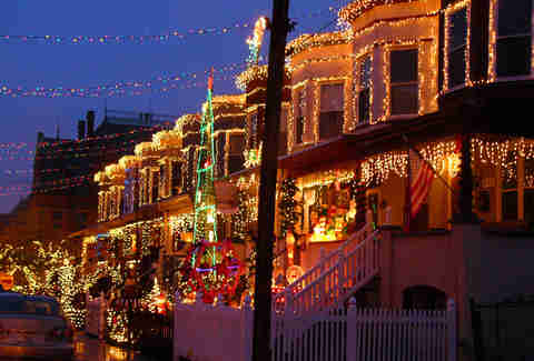 34th street baltimore christmas