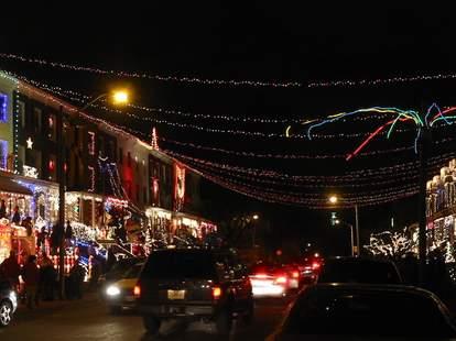 34th Street Baltimore Christmas