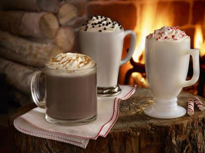 caribou coffee holiday