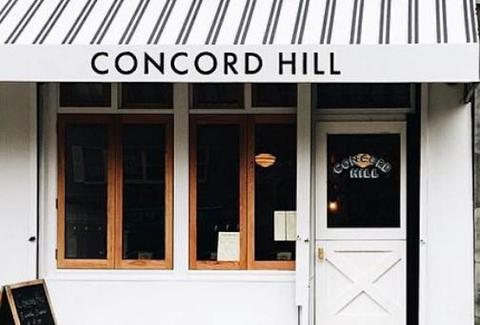 Concord Hill NYC