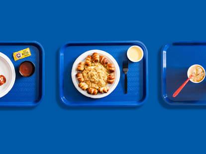 Mall Food Court Mashups — Thrillist Recipes