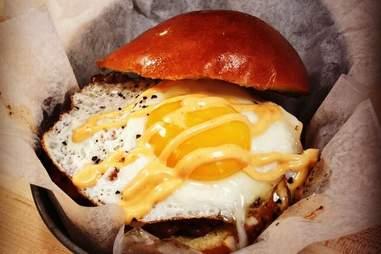 blue duck sandwich company burger
