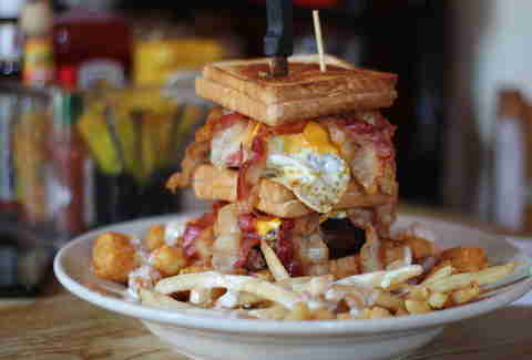 The Triple Coronary Bypass