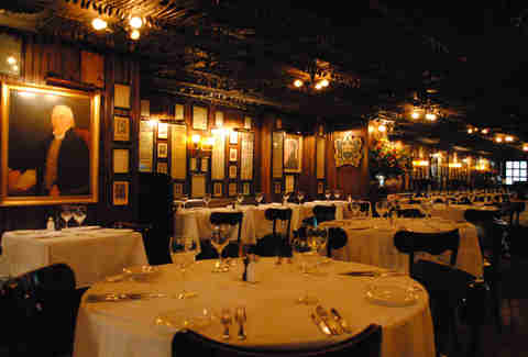 Oldest restaurants NYC