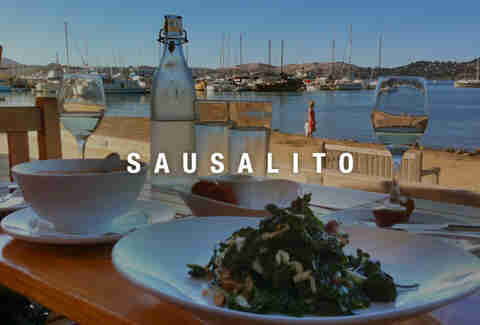 Best Restaurants And Bars In Marin County Sausalito Mill