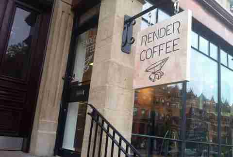 Render Coffee