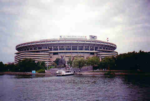 Three Rivers Stadium Pittsburgh