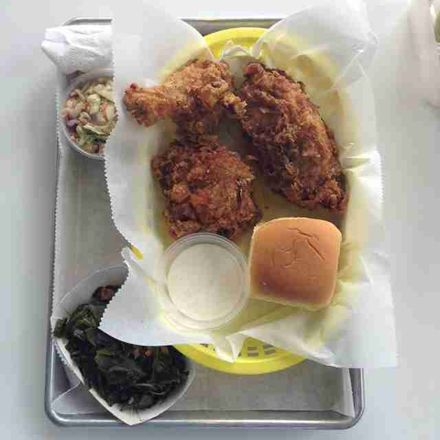 Best fried chicken NYC