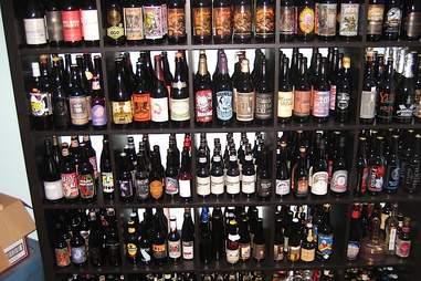 Beer hoarding