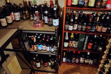 Beer cellar
