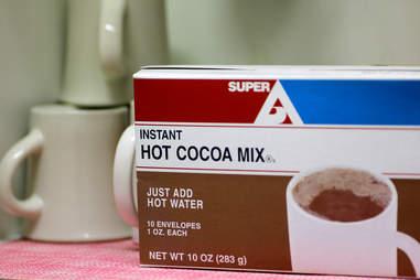 super a instant hot cocoa mix