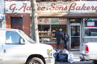 Where to eat on Arthur Ave