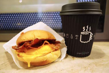 Shack Breakfast