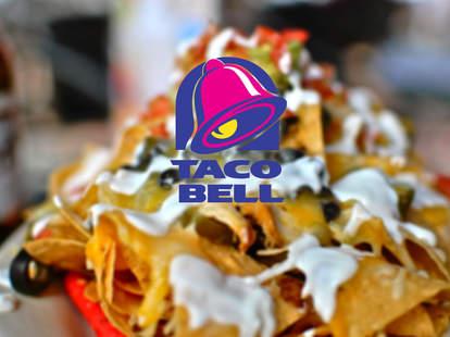 nachos taco bell